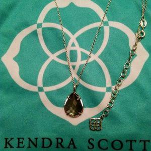 Kenra Scott sterling silver necklace!